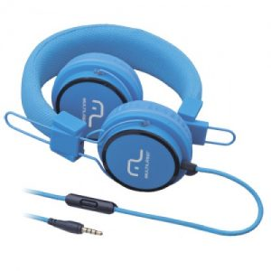 Headphone Fun Azul – Multilaser PH089