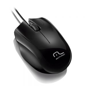 Mouse Sport USB Preto – Multilaser Mo193